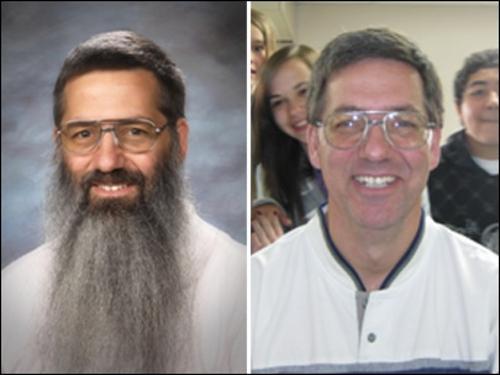 Ученый отращивал бороду более 10 лет