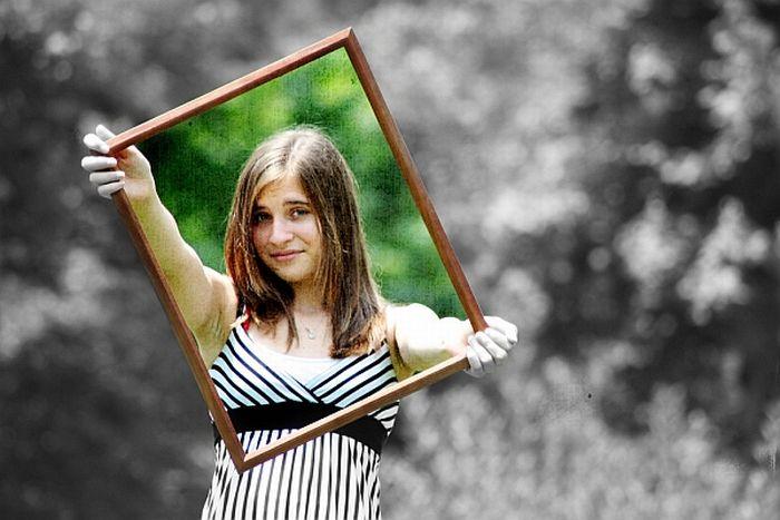 Как сделать черно-белые фотографии цветными
