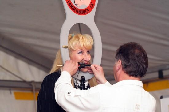 """С 1961г. в немецком городе Langenbruck проводятся чемпионаты мира  """"Большой Нос """", где есть и конкуренция и..."""