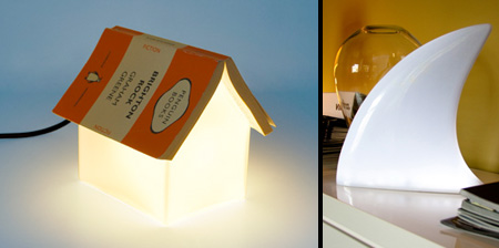 Подборка прикольных ламп