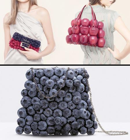 Ошеломительные модные сумки от Фульвио Бонавиа, выполненные из настоящих...