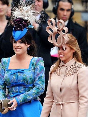 Самые экстравагантные шляпки Королевской свадьбы