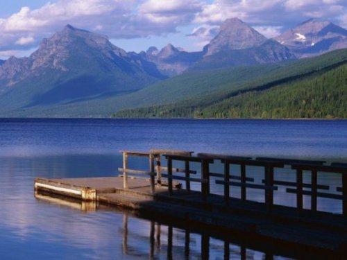 Великолепие горных озер
