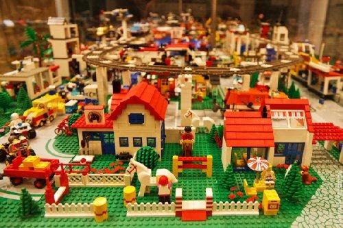 Пражский музей LEGO