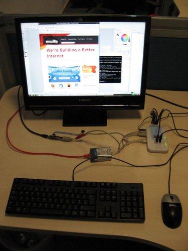Компьютер размером с флэшку за 25$
