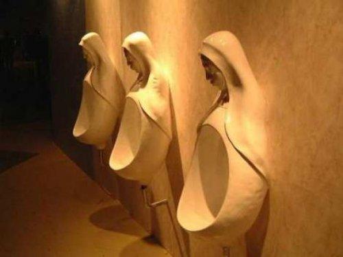 Странные туалеты