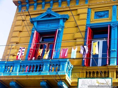 Топ-10 цветных городов мира
