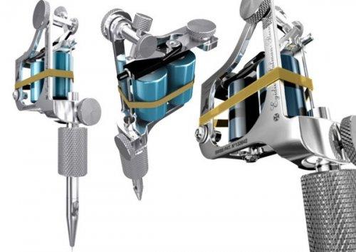 Эволюция татуировочных инструментов