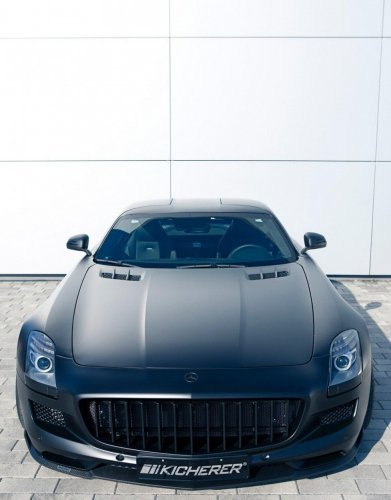 ������ Mercedes-Benz SLS AMG �� Kicherer