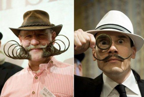 Чемпионат усов и бород 2011