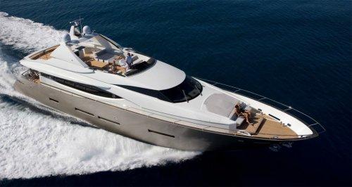 Роскошная яхта Peri 29