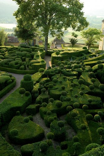 Сады Marqueyssac