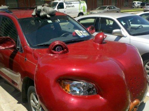 Машина-бегемот