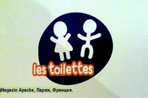 �������� �������� WC �� ������ ����� ����