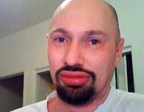 термобелье: фотоприкол мужчина с большими губами общепринятая сегодняшний день