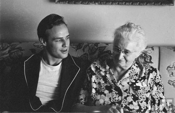 фото старые и молодые