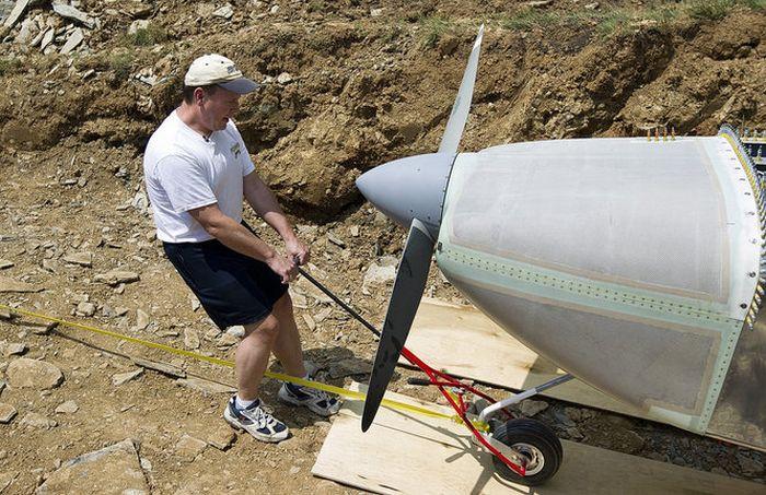 Строим самолёт своими руками 84