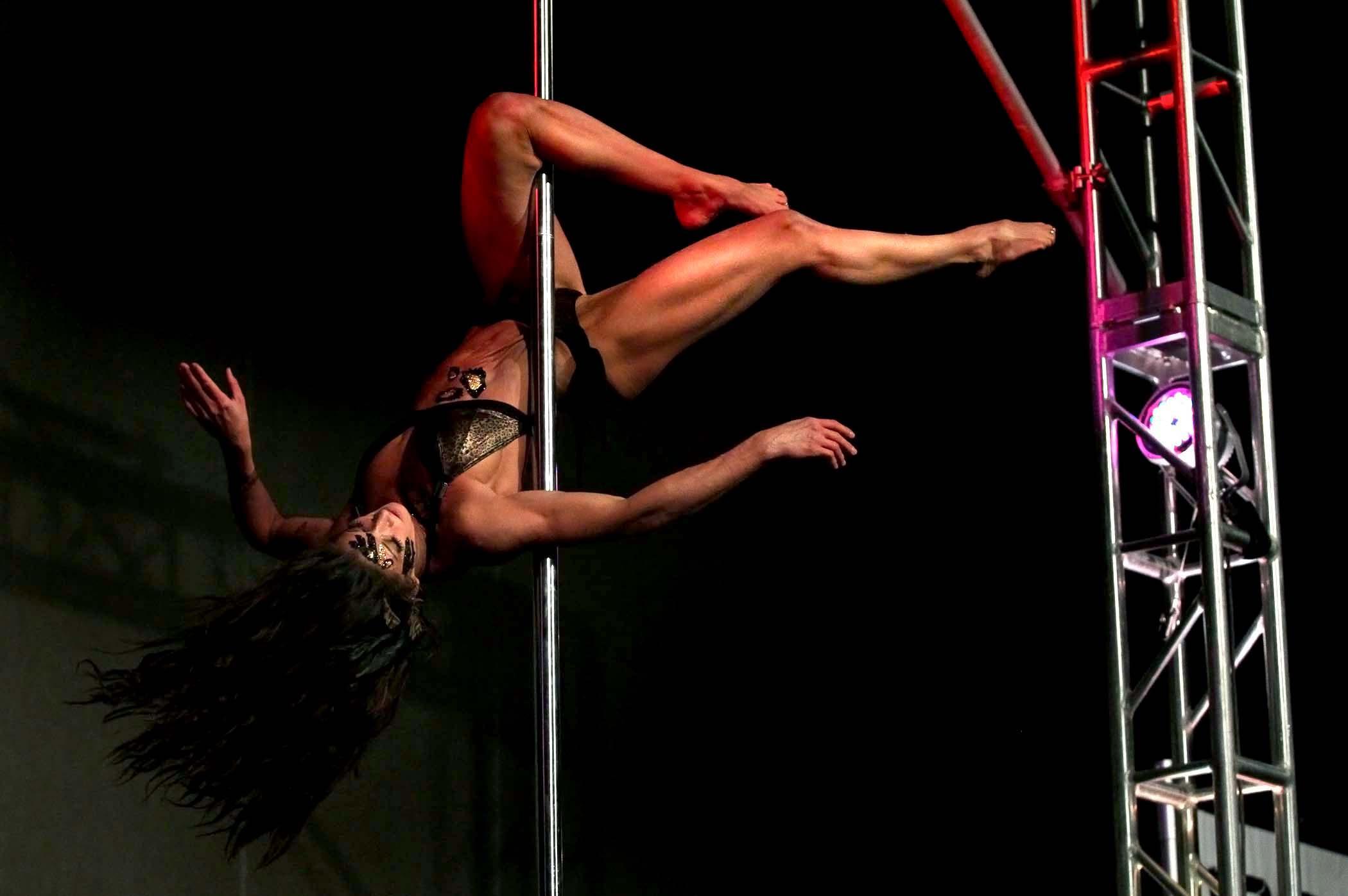 Смотреть эротические танцы на пилоне 22 фотография