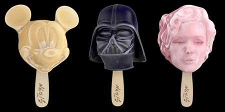 Креативное мороженое
