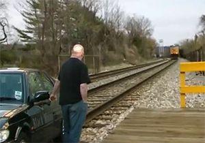 Как избежать столкновения с поездом