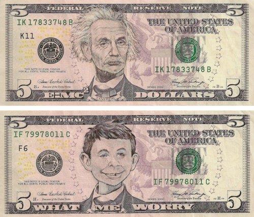 Новый подход к долларам