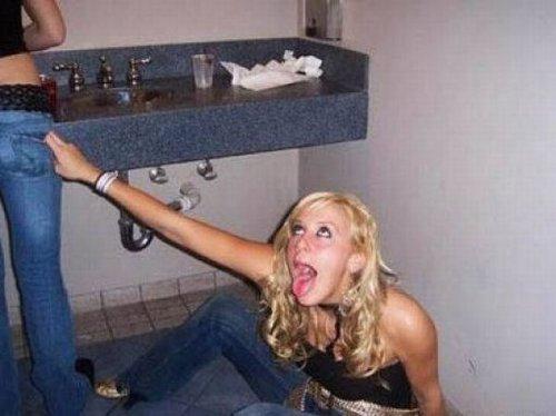 Девушки на вечеринках