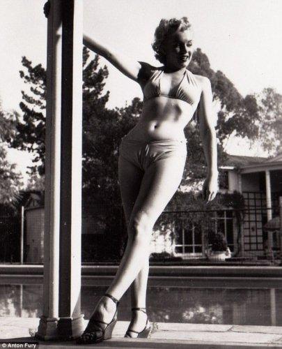 Неизвестные снимки Мерлин Монро