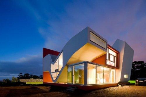 Крылатый дом в Португалии