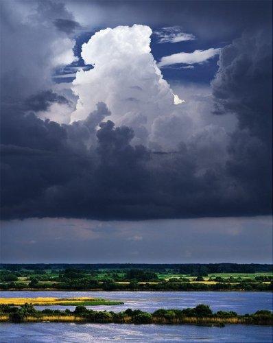Красочные пейзажи от Andris Eglitis