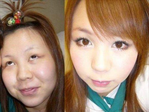 Что скрывается за макияжем