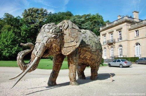 Музей Африки в Бельгии