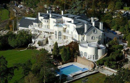 Самый дорогой дом в Великобритании
