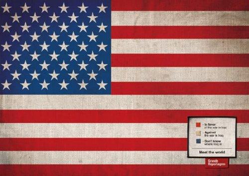 Альтернативная версия смысла флагов