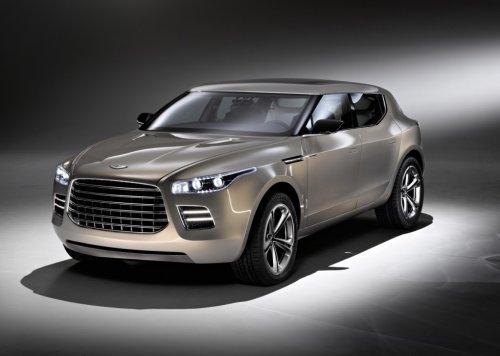 �������-��� Aston Martin Lagonda