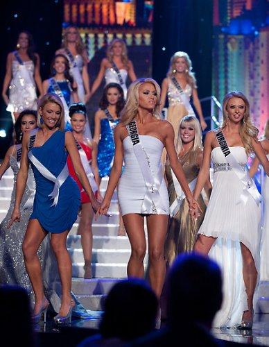 Подготовка к Мисс Америка 2011