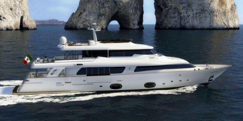Яхта Navetta 33 Crescendo