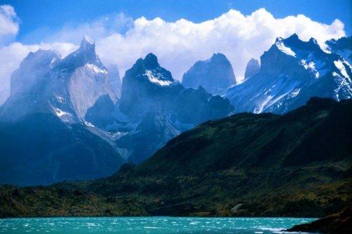 Удивительные пейзажи