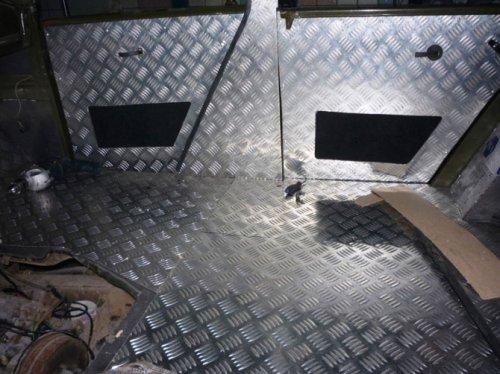 Алюминиевый листтюнинг алюминиевым листом квинтет