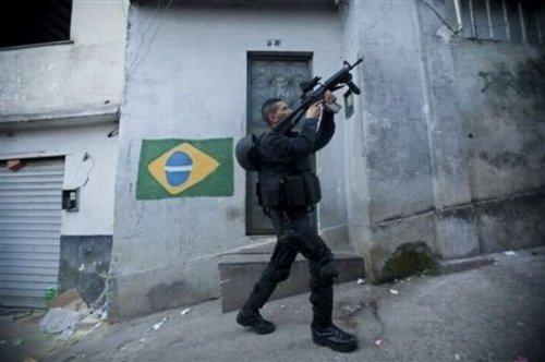 Зачистка Рио де Жанейро