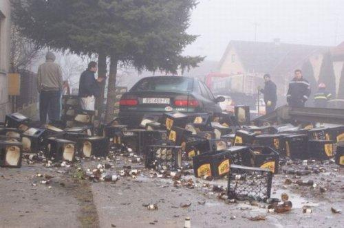 Пивная авария