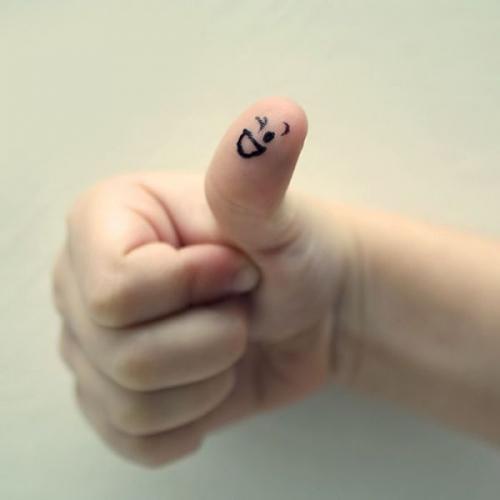 Позитивные пальчики
