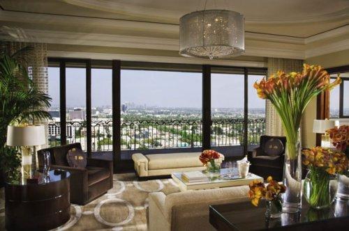 Отель Beverly Wilshire – от $20 000 за ночь