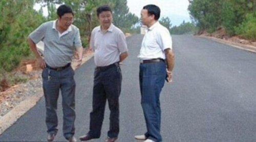 Фотожаба: китайские чиновники