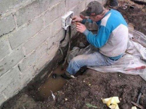 Фейлы техники безопасности