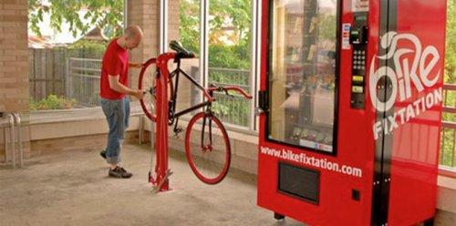 Станция по ремонту велосипедов