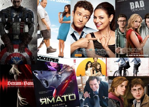 Кинопремьеры июля 2011