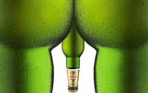 Сексуально-креативная реклама