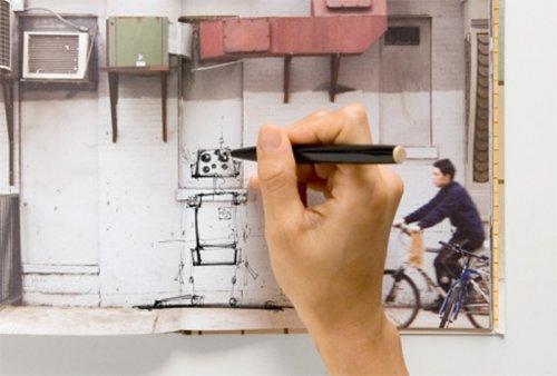 Блокнот для граффити
