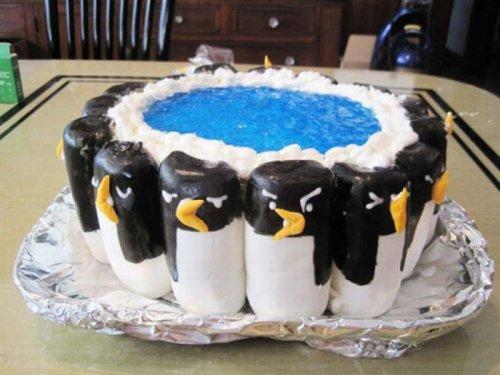 Подборка классных тортов и пирожных