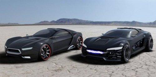 Два новых концепт-кара от Ford